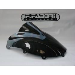 F.Fabbri Vidro Dupla Bolha para GSX-R 600 98-00 / 750 98-99