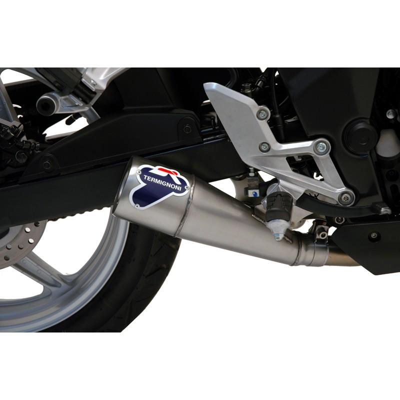 TERMIGNONI Silencer for CBR250R - JBS MOTOS
