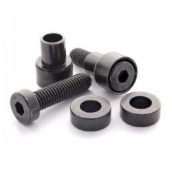 VALTERMOTO Stand Spools Adapters for S1000RR 09-