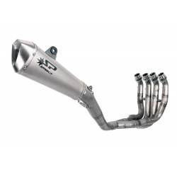 SPARK KONIX Full Exhaust System for YZF-R6 07-16