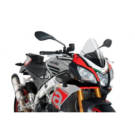 PUIG Z-Racing Windshield for Tuono V4 1100 RR / Factory 15-20