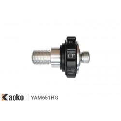 KAOKO Estabilizador do acelerador para TRACER 900 / GT 18-20