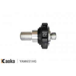 KAOKO Throttle Stabilizer for TRACER 900 / MT-09 14-17
