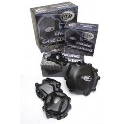 R&G Kit Tampas de Motor para CBR 954 RR 02-03