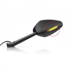 """RIZOMA Replacement LED for """"Veloce L Sport"""" Mirror"""