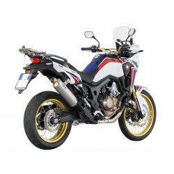SC PROJECT R60 Ponteira de Escape para CRF1000L AFRICA TWIN 16-