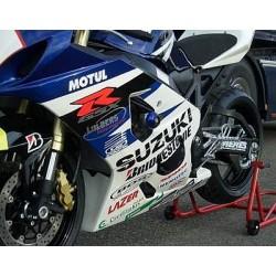 LSL Crash Pads Suzuki GSXR600 / GSXR750 04-05