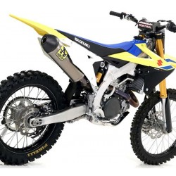 ARROW Ponteira de Escape para RM-Z 450 18-