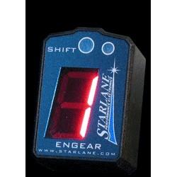 STARLANE Indicador de Mudanças com luz de Shift