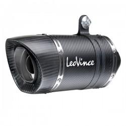 LEOVINCE LV PRO Silencer for DUKE 125/390 17-