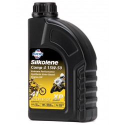 SILKOLENE Comp 4 15W50 XP Oil