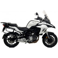ARROW RACE-TECH Ponteira de Escape para BENELLI TRK 502 17-