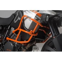 SW-MOTECH Crashbars de Protecção (Superior) para 1090 Adventure 17- / 1290 S Adventure S 16-