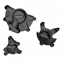 GBRacing Kit Tampas de Motor para YZF-R1 09-14