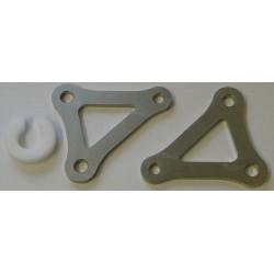 METISSE Kit de rebaixamento (-30MM) para CBR 1000 RR / SP / SP2 08-