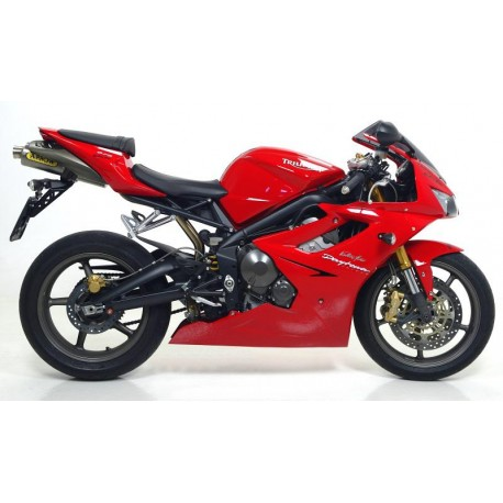 ARROW Ponteira de Escape para DAYTONA 675 06-09