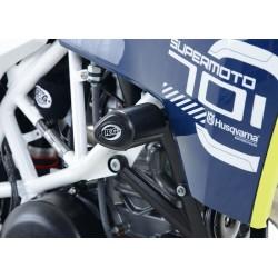 R&G Aero Crash Pads para Husqvarna 701 Enduro/Supermoto 16- / KTM SMC-R 690 19-