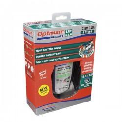 OPTIMATE Carregador de Baterias de Lítio