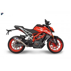 "TERMIGNONI ""RELEVANCE CONICO"" Ponteira de Escape para DUKE 390 17-"