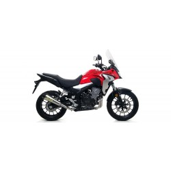 ARROW X-CONE Ponteira de Escape para CB 500 X 19-