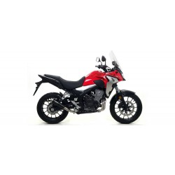 ARROW PRO-RACE Ponteira de Escape para CB 500 X 19-