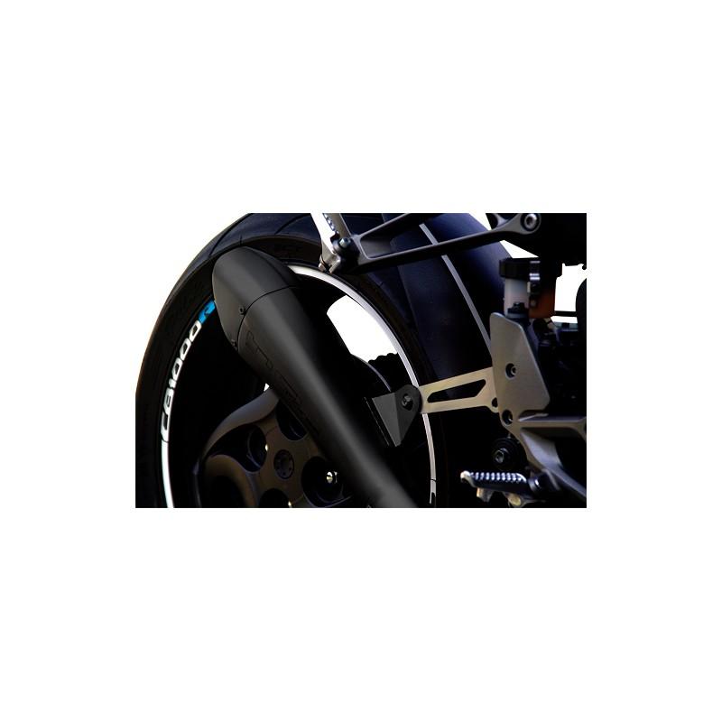 HP CORSE Hydroform Silencer for CB1000R 08-15 - JBS MOTOS
