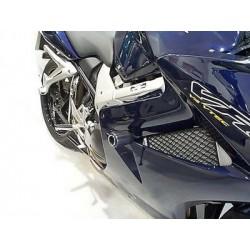 R&G Classic Style Crash Pads para VFR800 v-tec 02-13