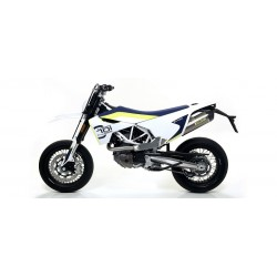 ARROW RACE-TECH Ponteira de Escape para Husqvarna 701 Enduro/Supermoto 17-