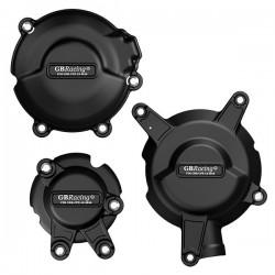 GBRacing Kit Tampas de Motor para ZXR400 91-03
