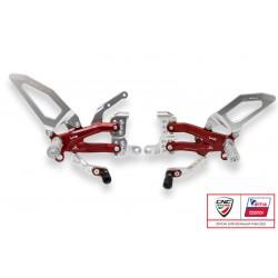 CNC Racing Kit de Peseiras para PANIGALE V4 18-